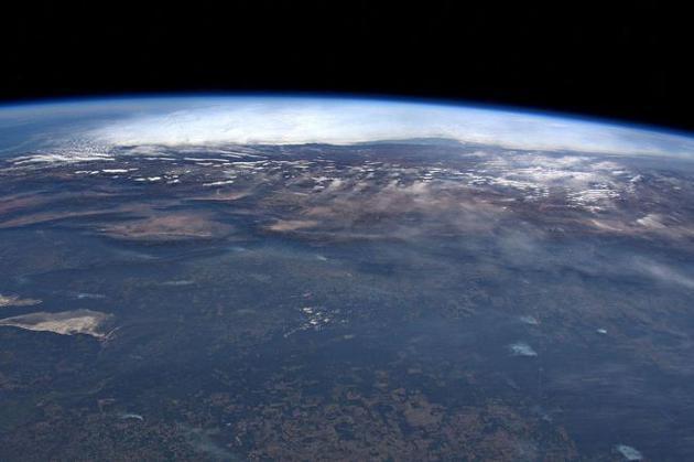 """帕尔米塔诺在欧洲航天局的一段视频中表示:""""从国际空间站的角度进行观察,答案比以往任何时候更加清楚,绝对没有比地球家园更好的星球了。"""""""