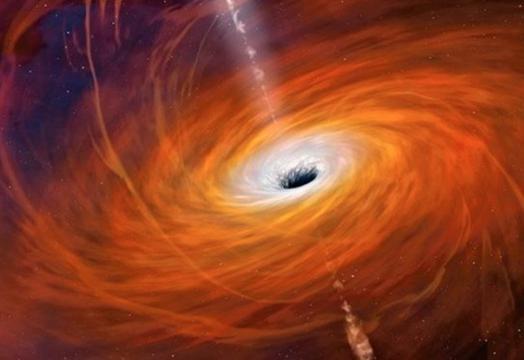 """我国望远镜发现恒星级黑洞:名副其实宇宙""""吸光器"""""""