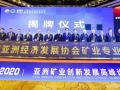 抱团走出去!中国亚洲经济发展协会矿业专业委员会正式成立
